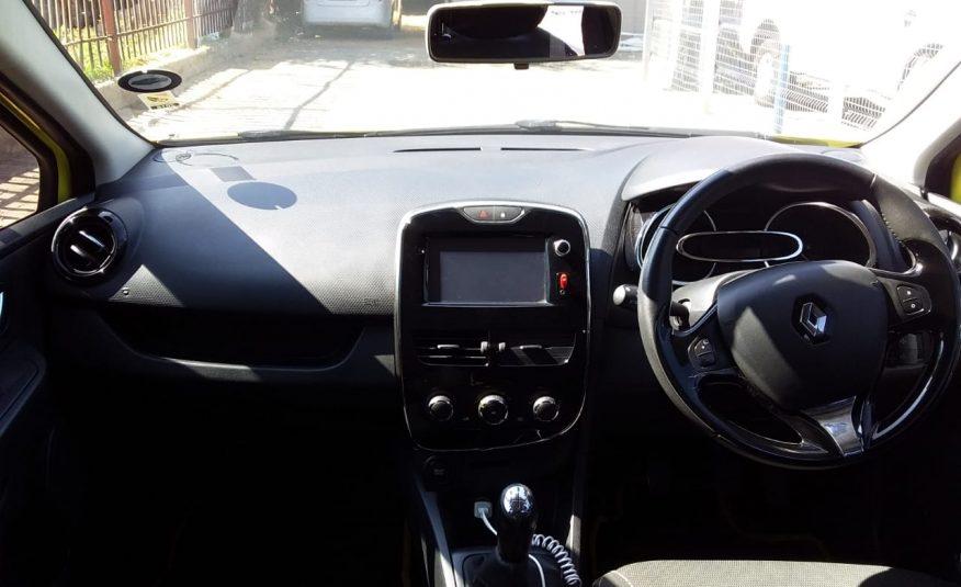 2013 RENAULT CLIO IV 900 T DYNAMIQUE