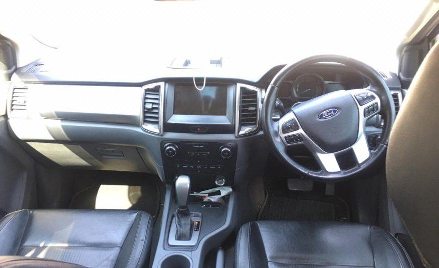 2016 Ford Ranger 3.2TDCi XLT Auto Double Cab