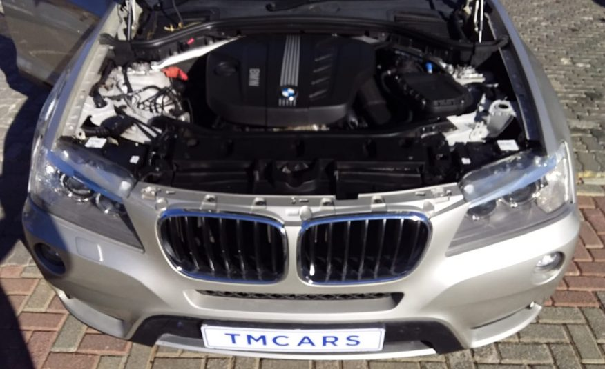 2011 BMW X3 Xdrive20d A/t