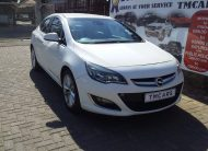 2014 Opel Astra 1.6T Cosmo