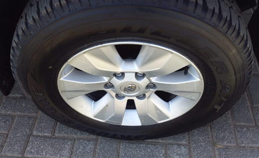 2017 Toyota Hilux 2.4 GD-6 SR 4X4 Single Cab Bakkie