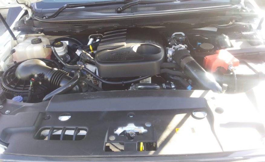 2017 Ford Ranger 3.2TDCi XLT Auto Double Cab Bakkie