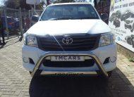 2016 Toyota Hilux 2.5 D-4d S P/u S/c