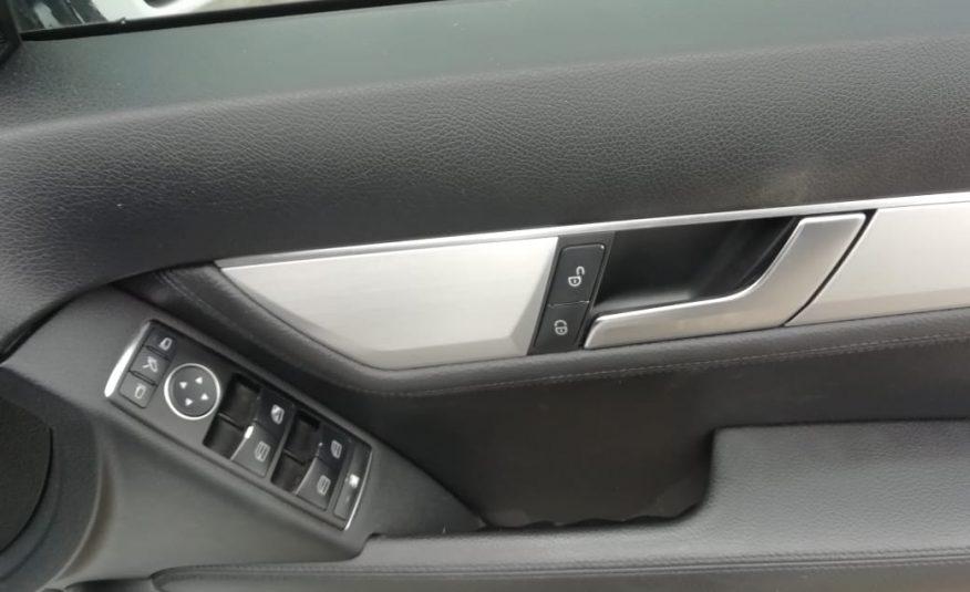 2013  Mercedes-Benz C-Class C180 Auto