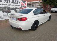 2014 BMW 3 Series 330d Sport Line A/t (f30)