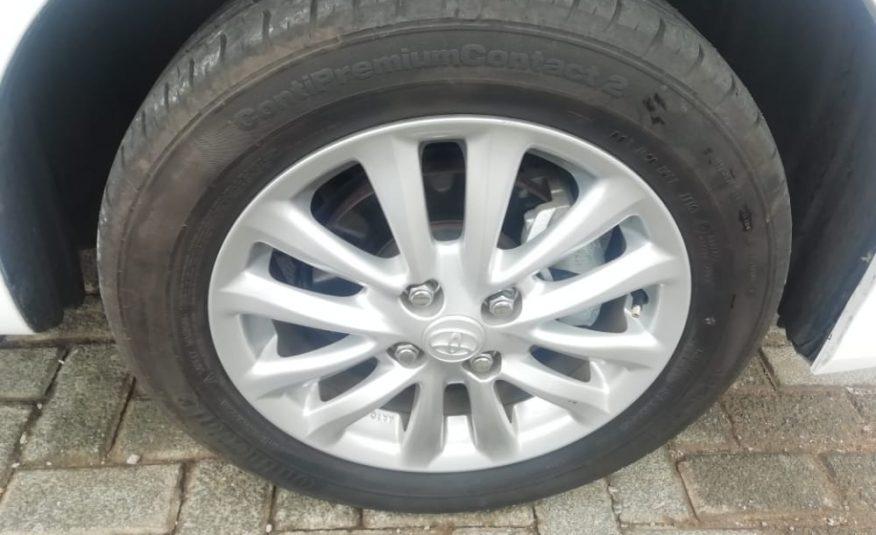 2018 Toyota Etios 1.5 Xs 5dr