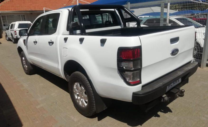 2013 Ford Ranger 2.2tdci Xls 4×4 Pu/d/c