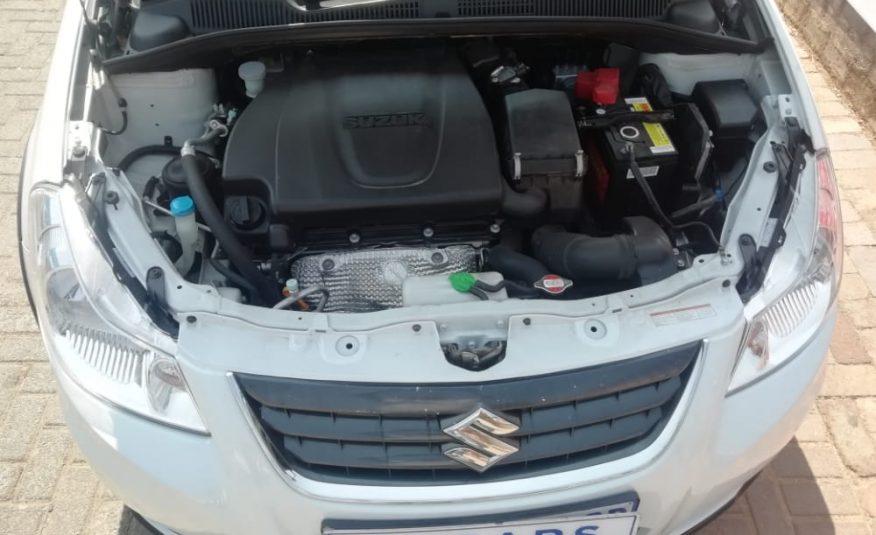 2014 Suzuki SX4 2.0