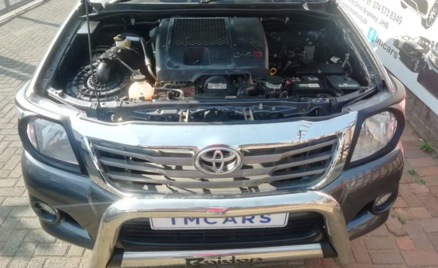 2012 Toyota Hilux 3.0 D-4d Raider R/b P/u D/c