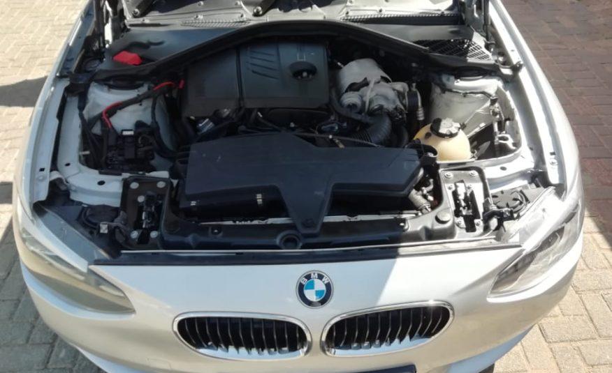 2014  BMW 1 Series 116i 5dr (f20)