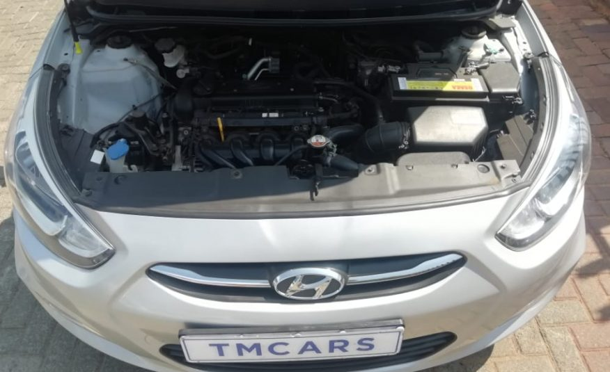 2015 Hyundai Accent 1.6 Fluid 5-Door