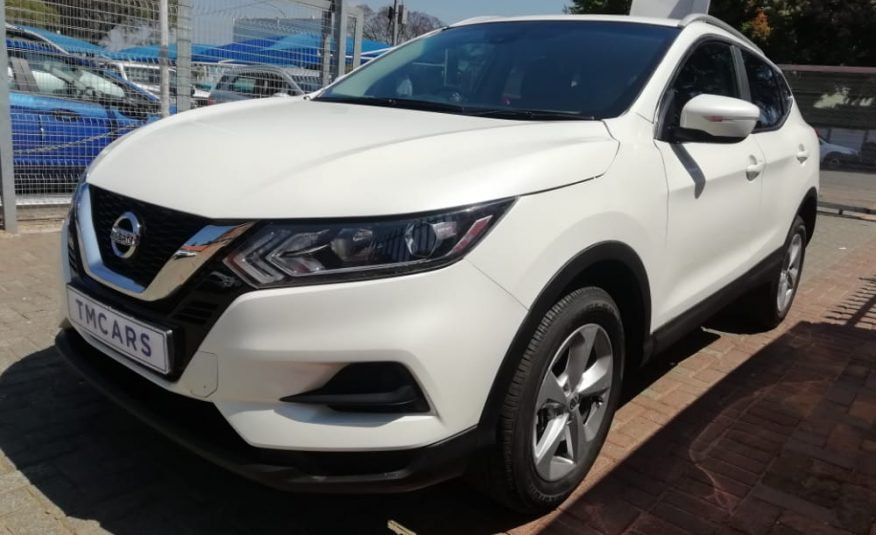 2020  Nissan Qashqai 1.6T Acenta
