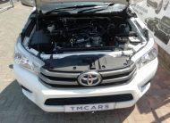 2018 Toyota Hilux 2.0 VVTi A/C Single Cab Bakkie