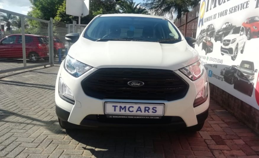 2019  Ford EcoSport 1.5TDCi Trend