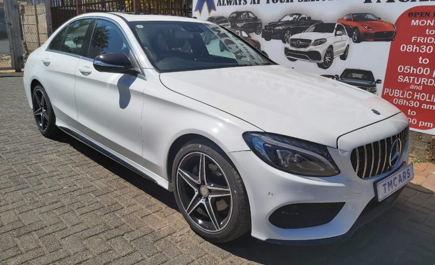 2014 Mercedes-Benz C-Class C220 Bluetec Avantgarde Auto