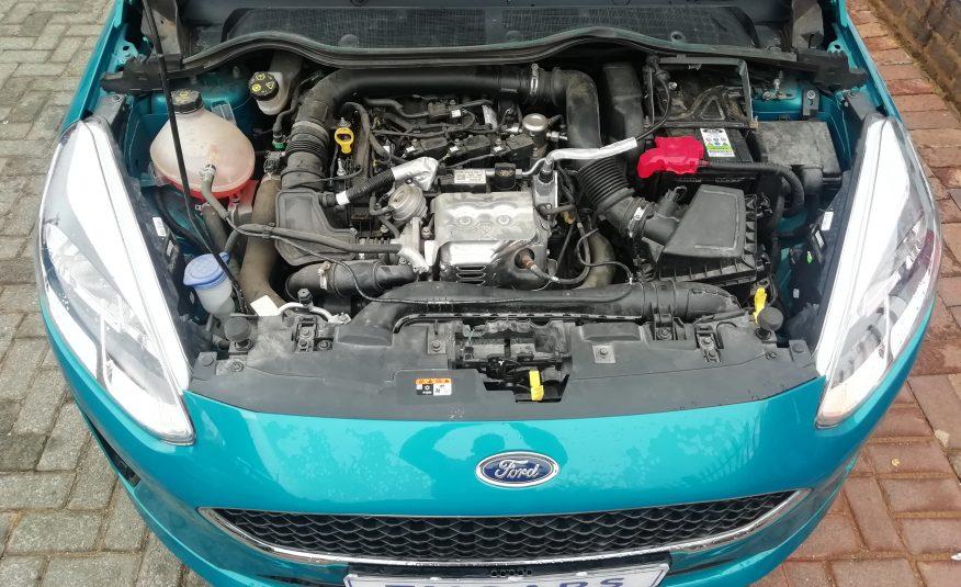 2018 Ford Fiesta 1.0 Ecoboost Ambiente Powershift 5-Door