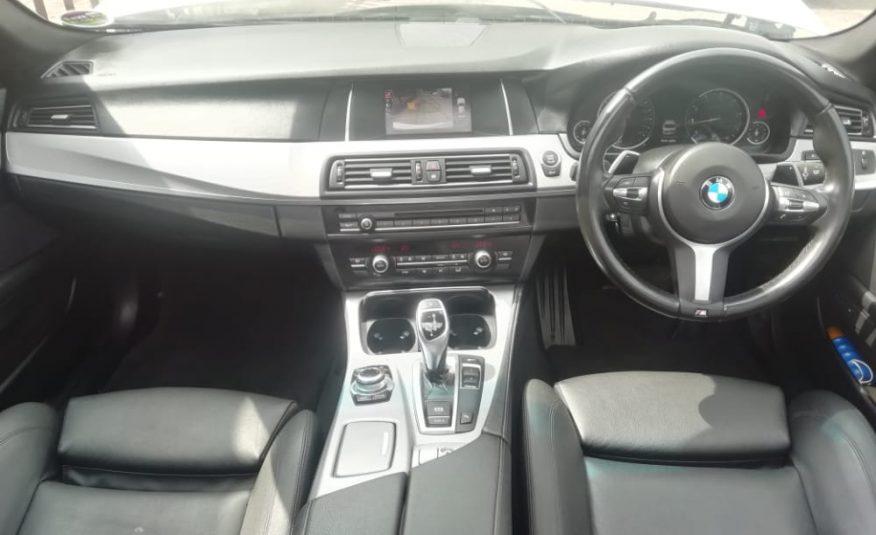 2017 BMW 5 Series 528i Auto M Sport
