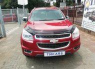 2014 Chevrolet Trailblazer 2.8 Ltz 4×4 A/t