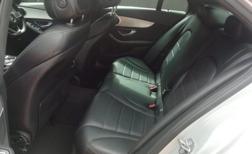 2016 Mercedes-Benz C-Class C200 AMG line Auto