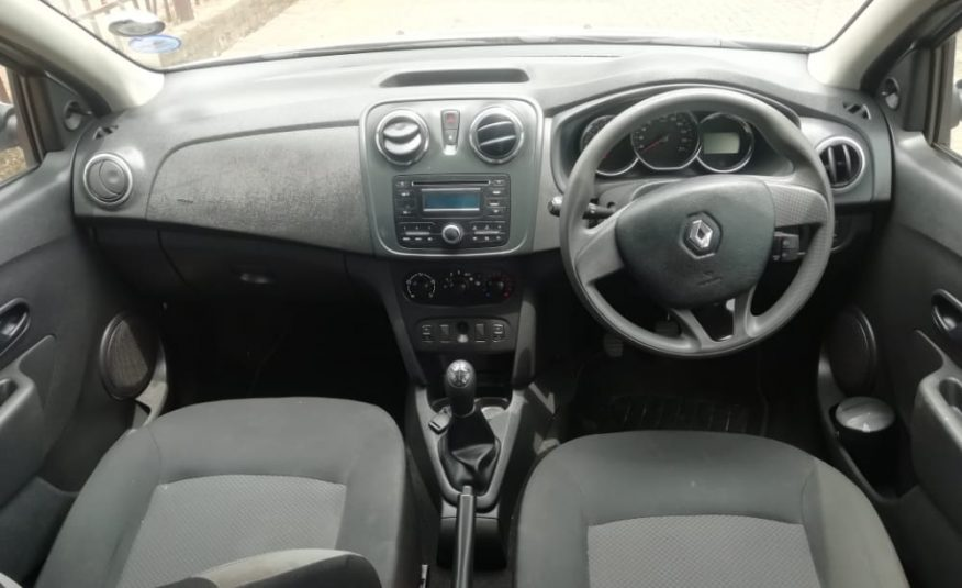 2016 Renault Sandero 1.6 Dynamique