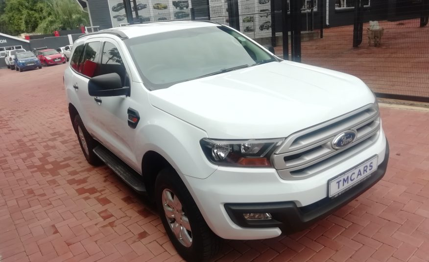2018 Ford Everest 2.2 TDCi XLS Auto