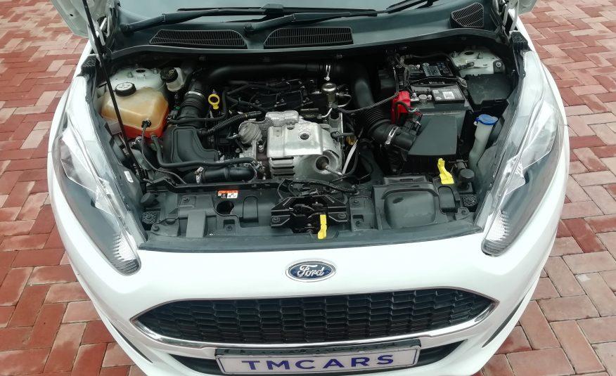 2017 Ford Fiesta 1.0 Ecoboost Ambiente 5-Door