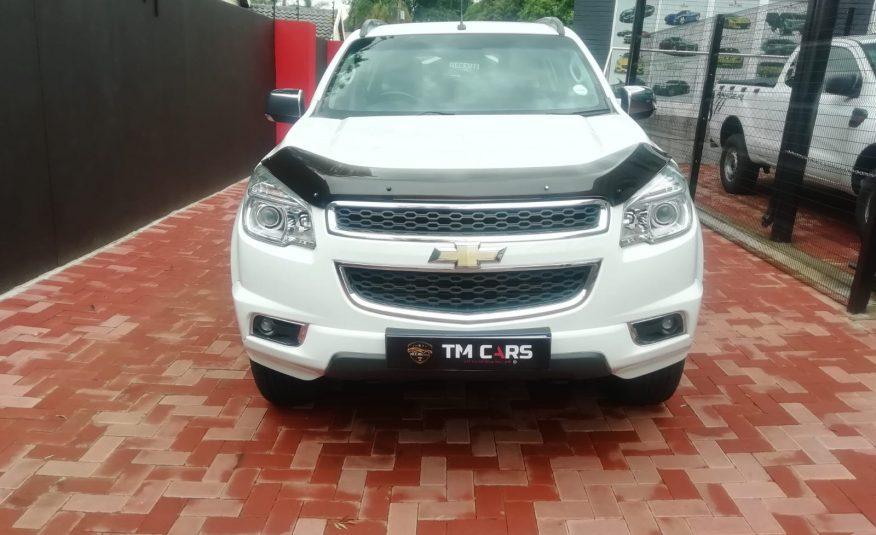 2016 Chevrolet Trailblazer 2.8 LTZ Auto