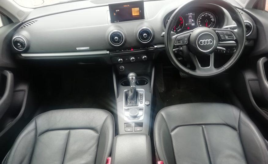 2018 Audi A3 1.4T FSI S-Tronic