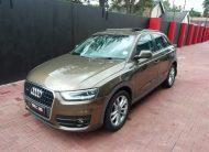 2013 Audi Q3 2.0t Fsi Quatt Stronic (125kw)