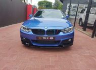 2015 BMW 4 Series 420i Coupe M Sport Auto