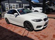 2015 BMW 2 Series 220i Sport Line Auto