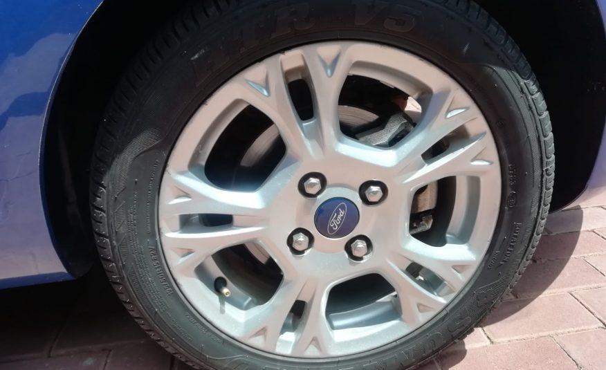 2014 Ford Fiesta 1.4 Trend 5-Door