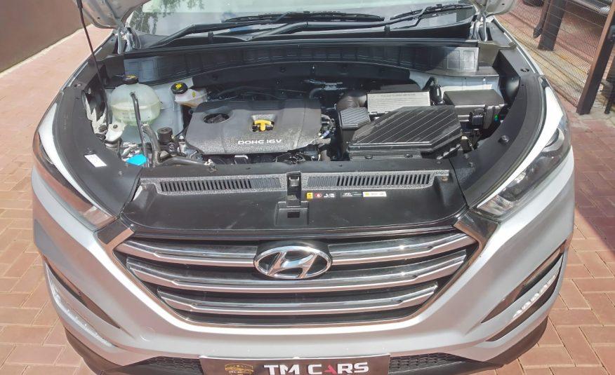 2017 Hyundai Tucson 2.0 Premium