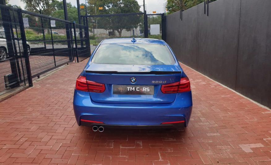 2017 BMW 3 Series 320D M Performance ED Auto
