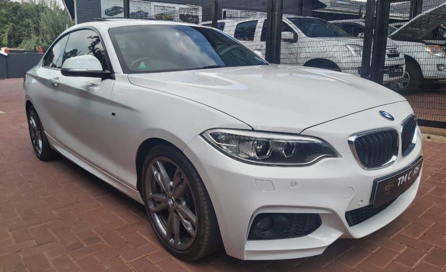 2016 BMW 2 Series 220i M Sport Auto