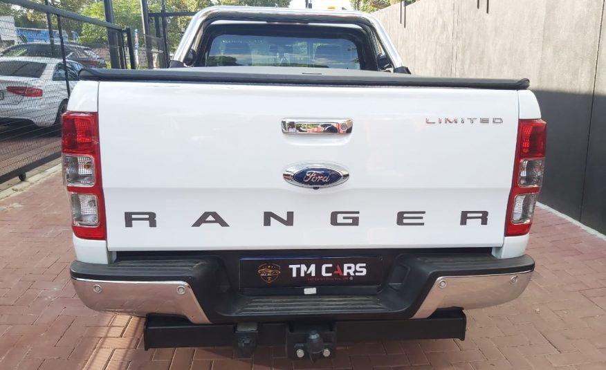 2016 Ford Ranger 3.2TDCi XLT 4X4 A/T P/U SUP/CAB