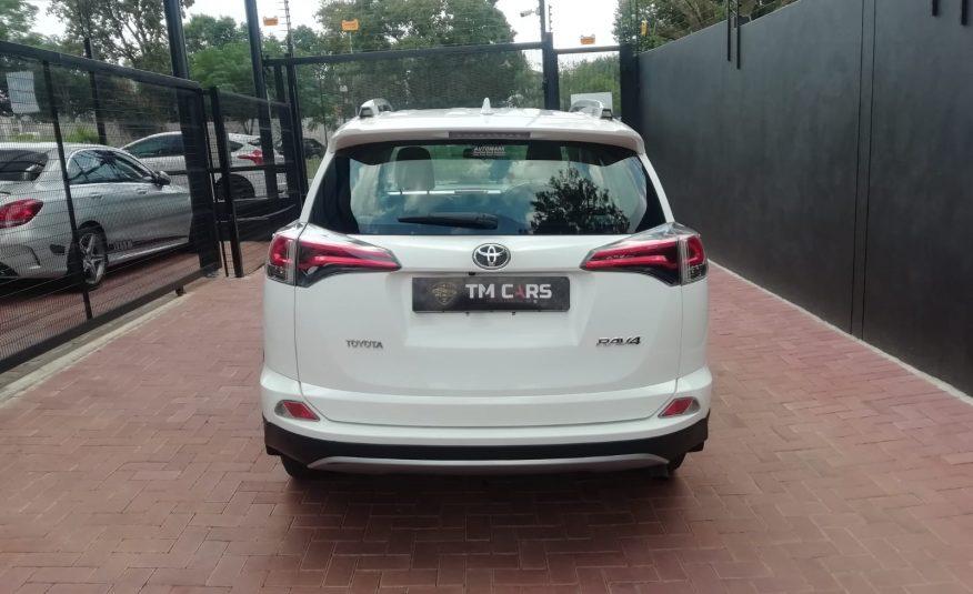 2016 Toyota Rav 4 2.0 GX Auto