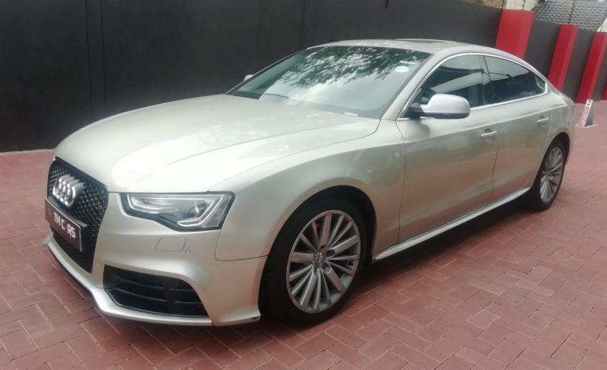 2014 Audi A5 2.0 Tdi Multi