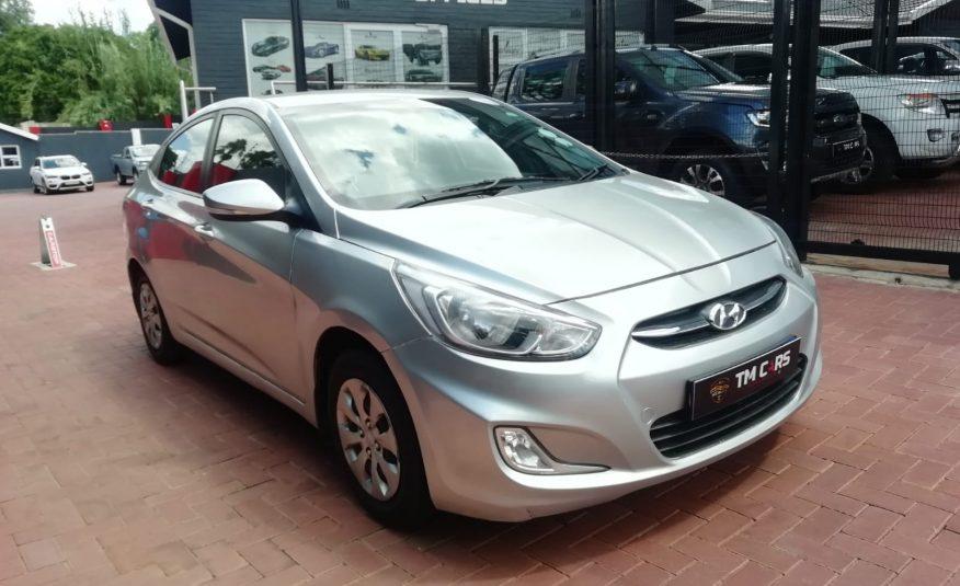 2015 Hyundai Accent 1.6 Fluid 5-Door