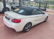 2015 BMW 2 Series 220i Convertible M Sport (F23)