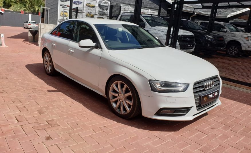 2013 Audi A4 2.0 Tdi