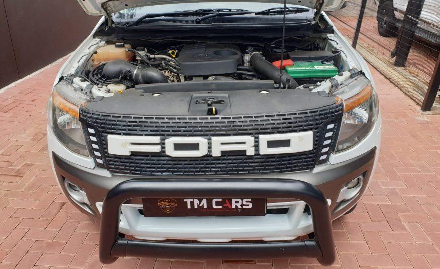 2012 Ford Ranger 3.2tdci Xlt P/u D/c