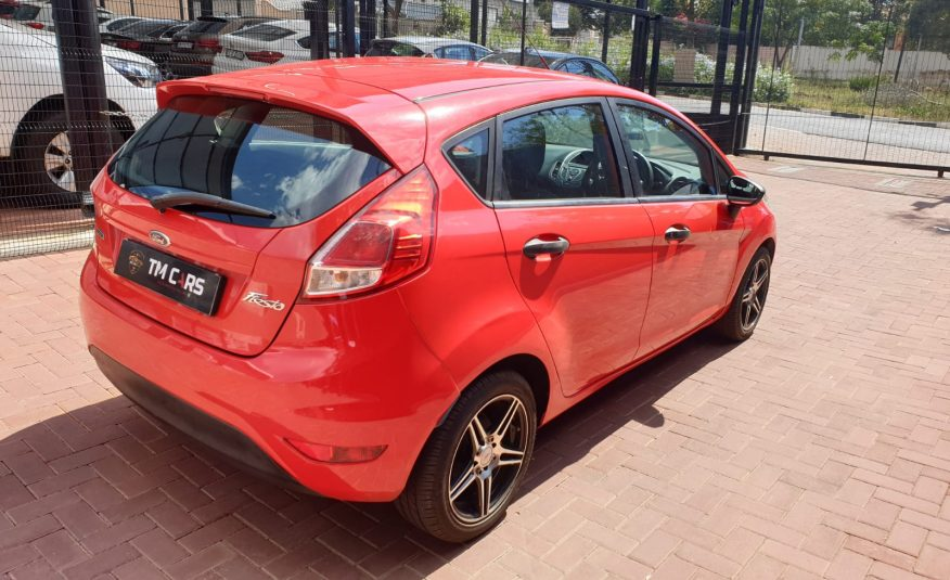 2015 Ford Fiesta 1.0 Ecoboost Ambiente Powershift 5-Door