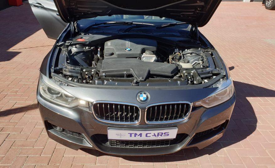 2013 BMW 3 Series 320i M Sport Line A/t (f30)