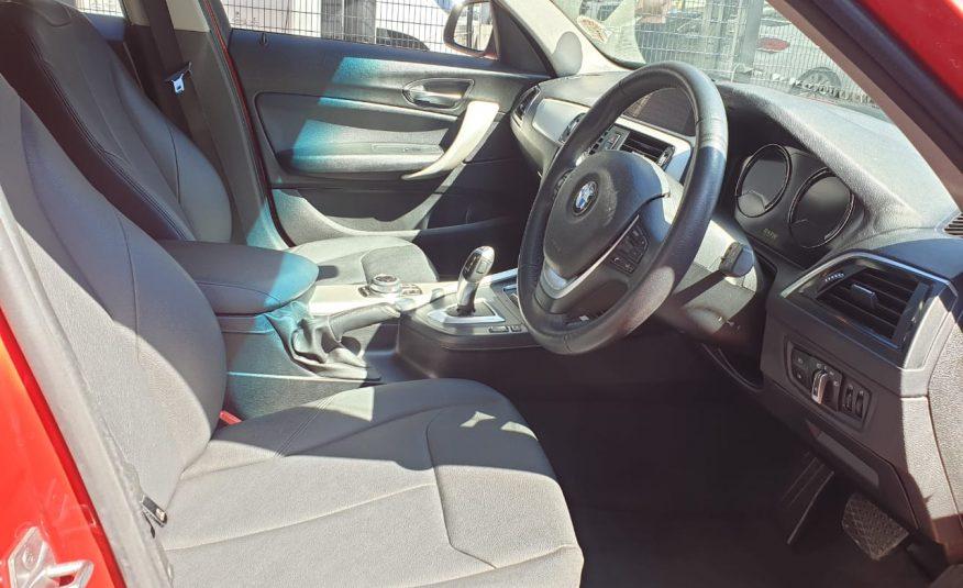 2018 BMW 1 Series 120i 5DR Auto (f20)