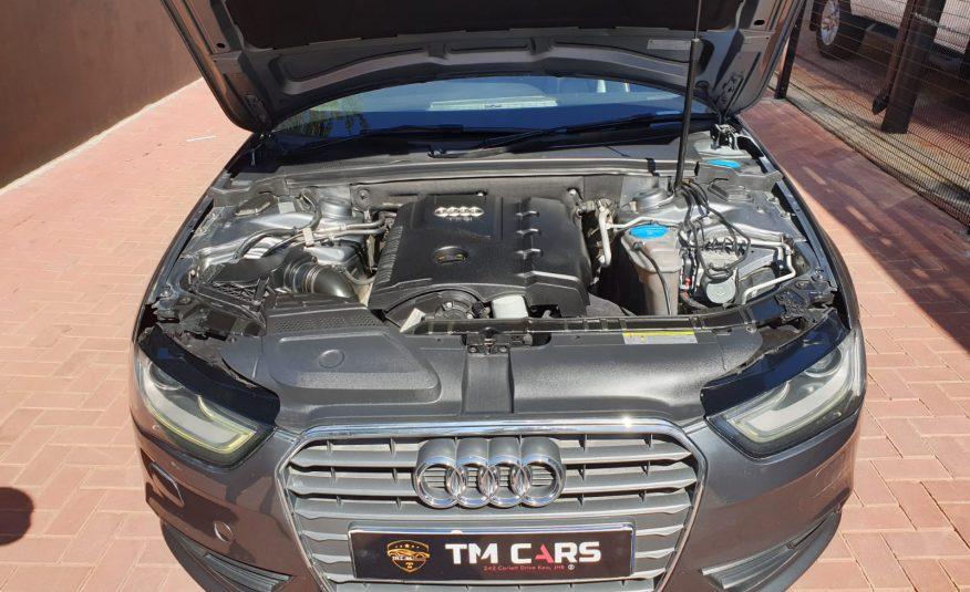 2014 Audi A4 1.8t S