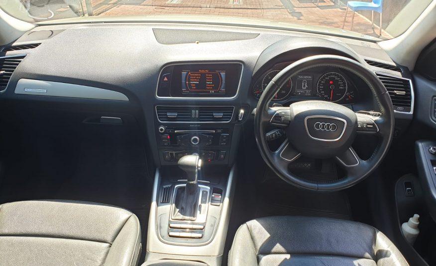 2013 Audi Q5 2.0 Tdi S Quattro S Tronic