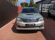 2014 Toyota Fortuner 3.0d-4d R/b A/t