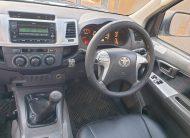 2012 Toyota Hilux 3.0 D-4D Raider Raised Body Single-Cab
