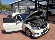 2012 Mercedes-Benz C-Class C250 AMG line Auto